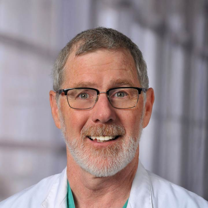 John McGregor, MD