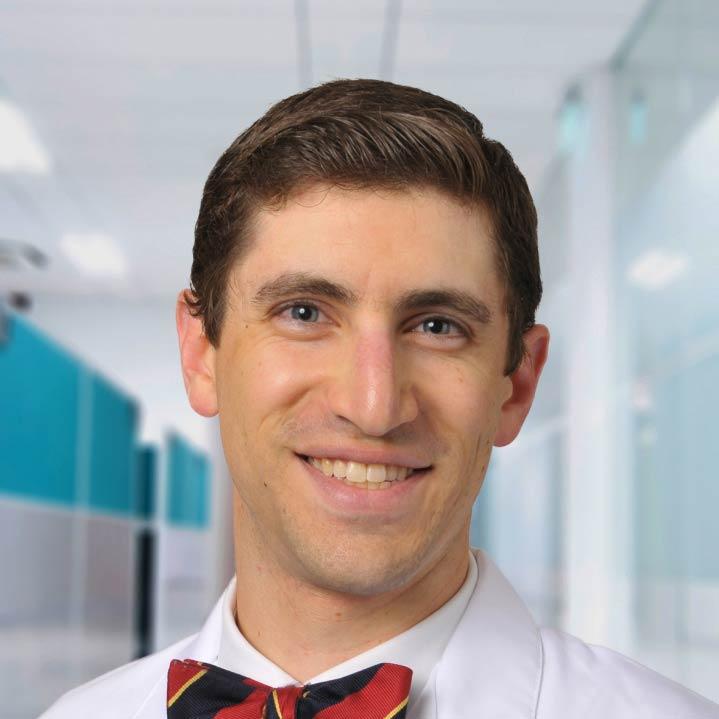 Aaron Friedberg, MD