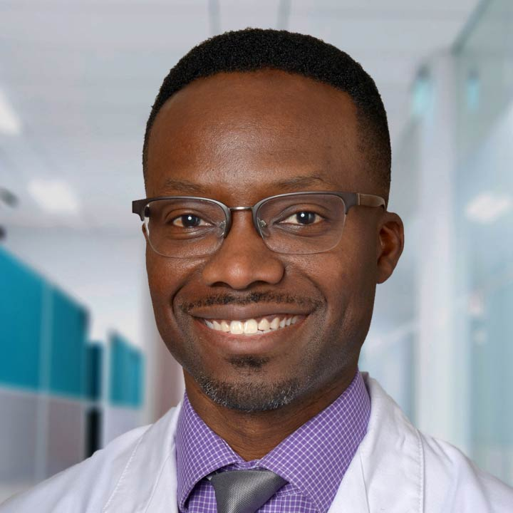 Darrion Mitchell, MD, PhD