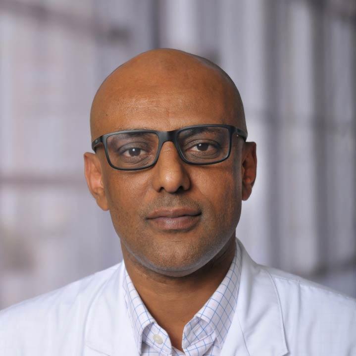 Binyam Gebremedhin, MD